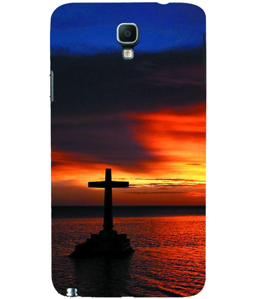 Samsung Galaxy Note 3 neo Printed Cover By Printvisa