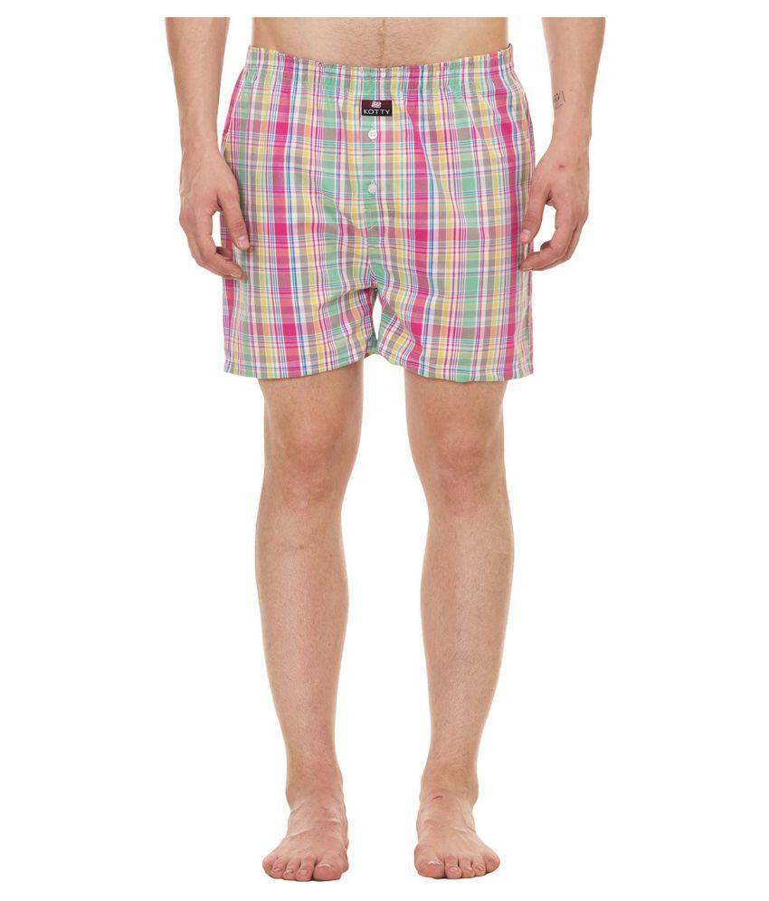 KOTTY Multi Shorts