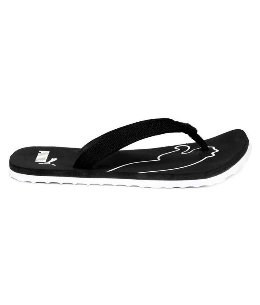 Puma Men Colaba DP Black Thong Flip Flop discount from china nicekicks cheap price popular sale online free shipping deals 8Jsp3yG4