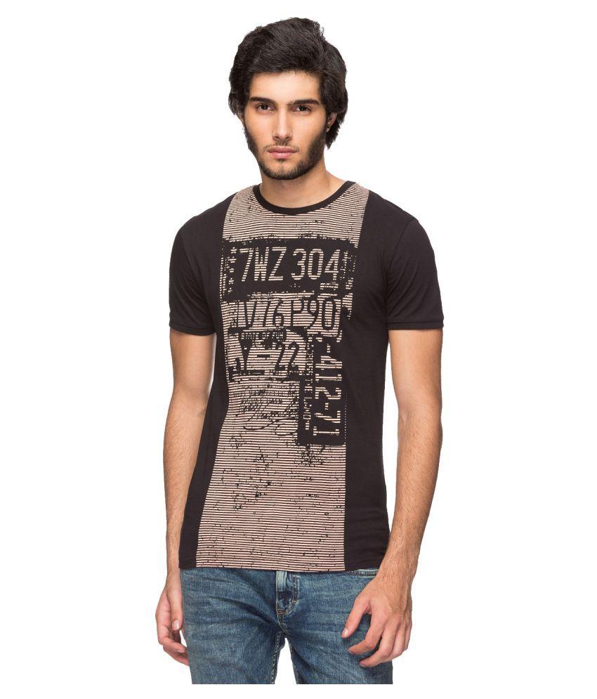 YOO Multi Round T-Shirt