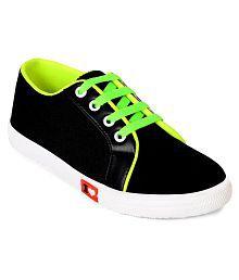 6735fd1c0a4de6 Quick View. Sam Stefy Black Casual Shoes