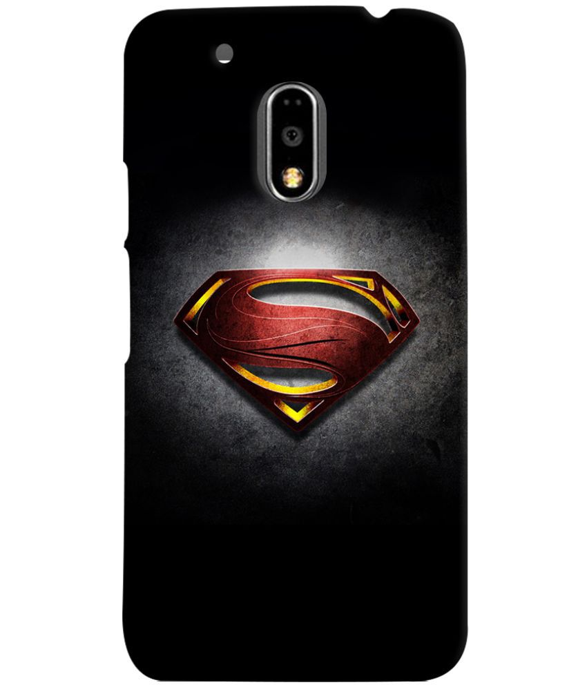 Moto G4 Plus Printed Cover By Case king