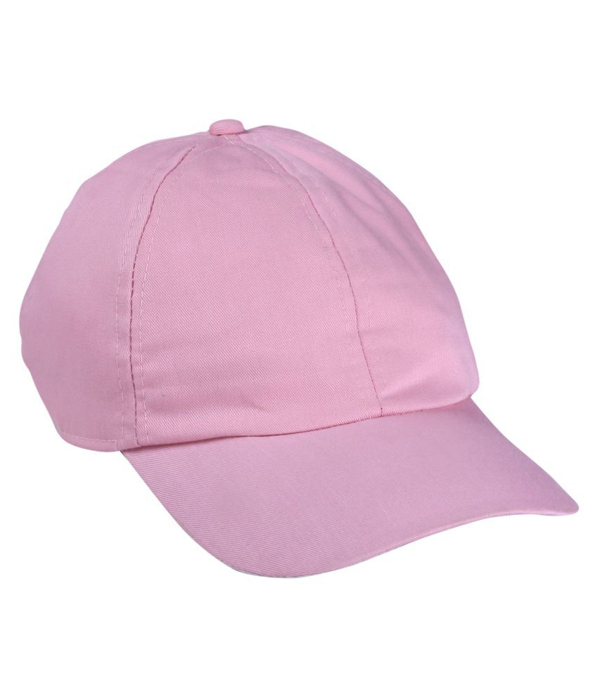 House of napius presents Radiation safe Caps in Pink Color - Buy ...
