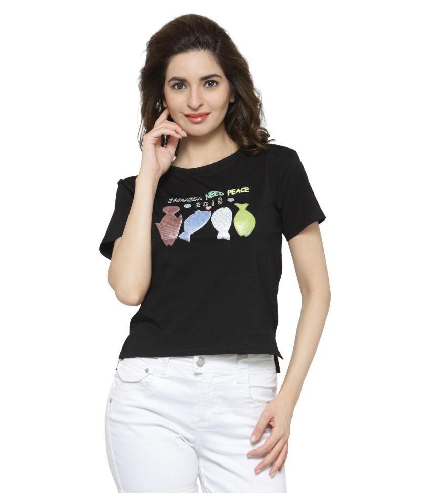 Camey Cotton T-Shirts
