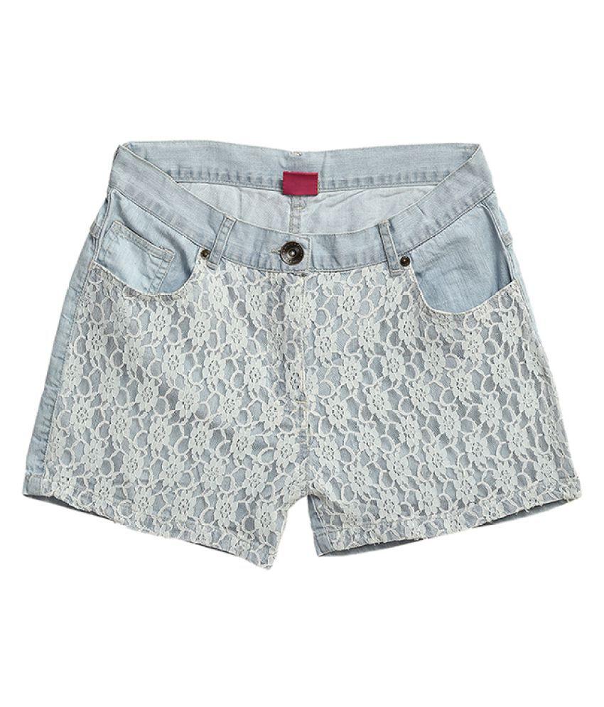 Miss Alibi Girls Shorts