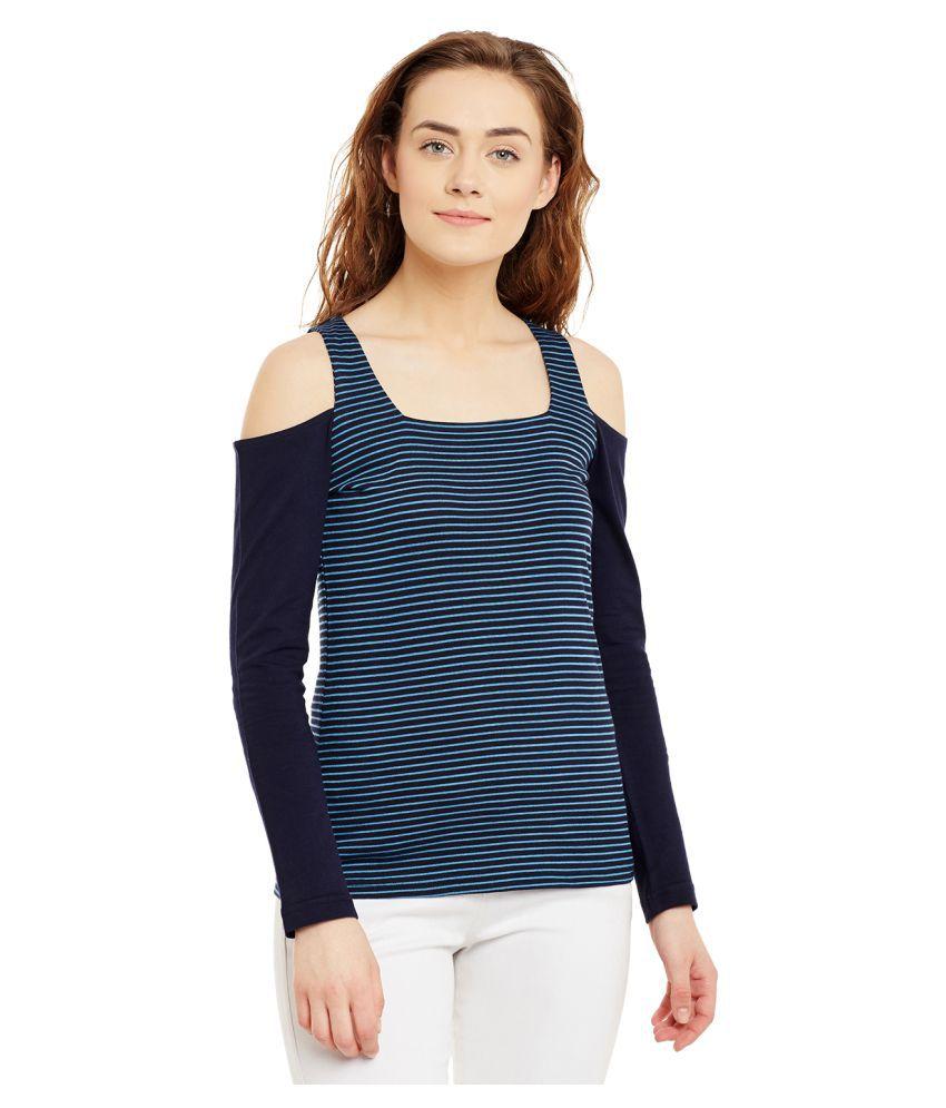 Hypernation Blue Boat T-Shirt
