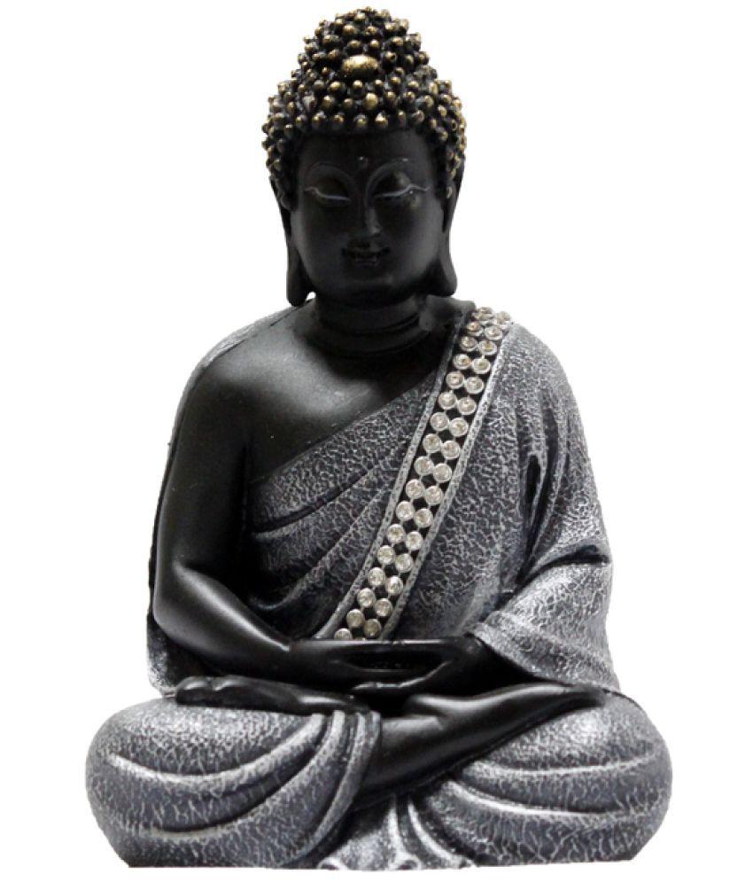 Embark Moderno Buddha Polyresin Idol