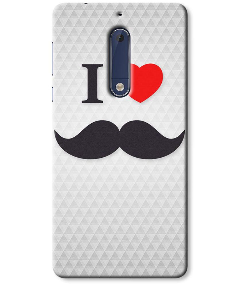 Nokia 5 Printed Cover By Case king