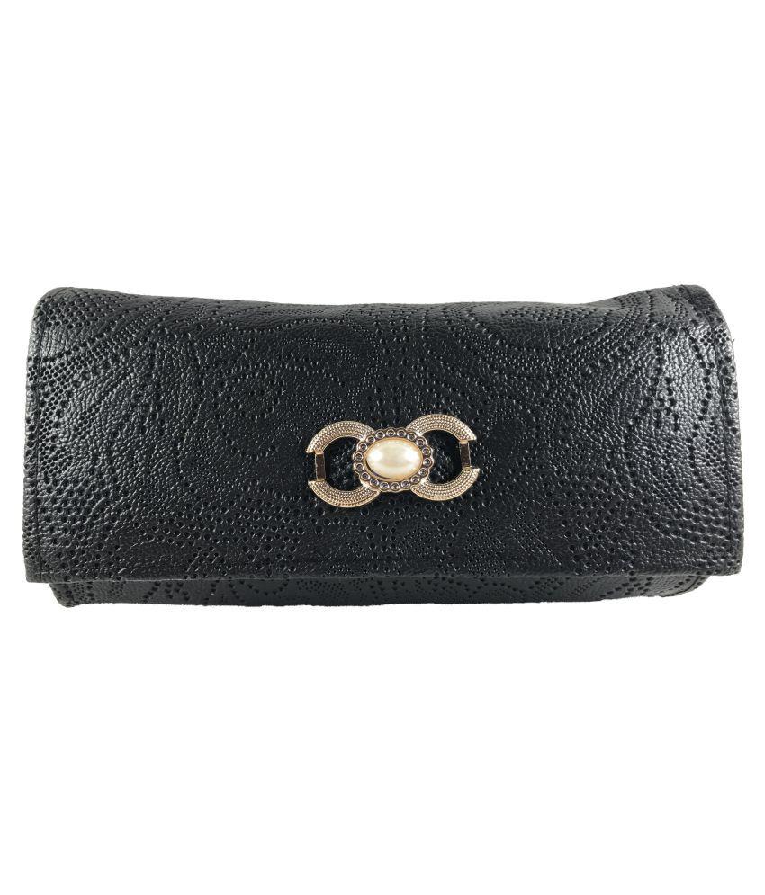 Bizarre Vogue Black Wallet