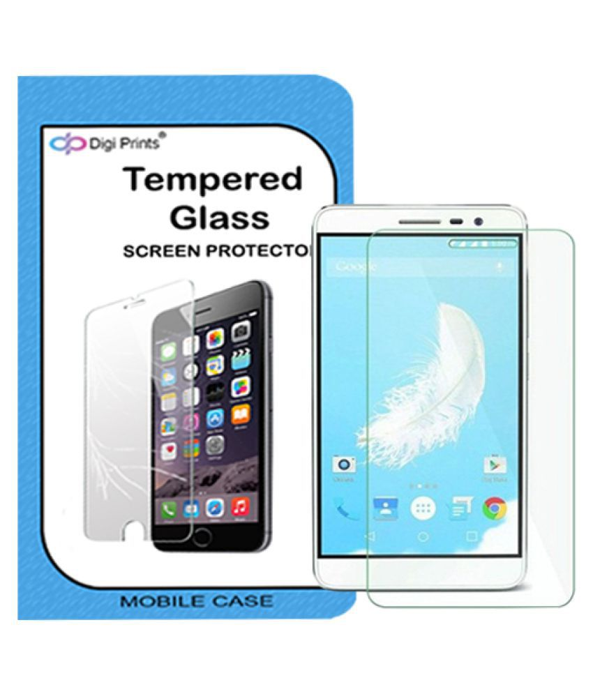 Gionee M5 Lite Tempered Glass Screen Guard By Cell First