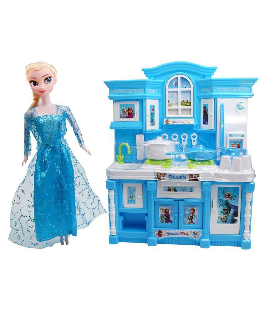 maruti Frozen Kids Kitchen Set - Buy maruti Frozen Kids Kitchen Set ...
