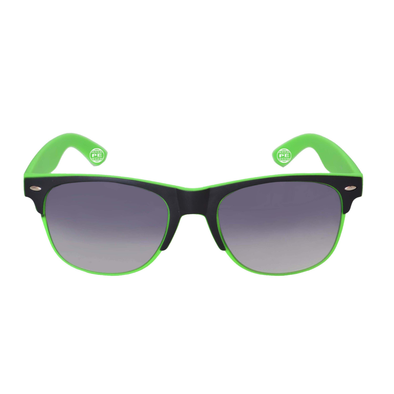 PRINCE ENTERPRISES Grey Clubmaster Sunglasses ( PECUBGRBLPR154 )