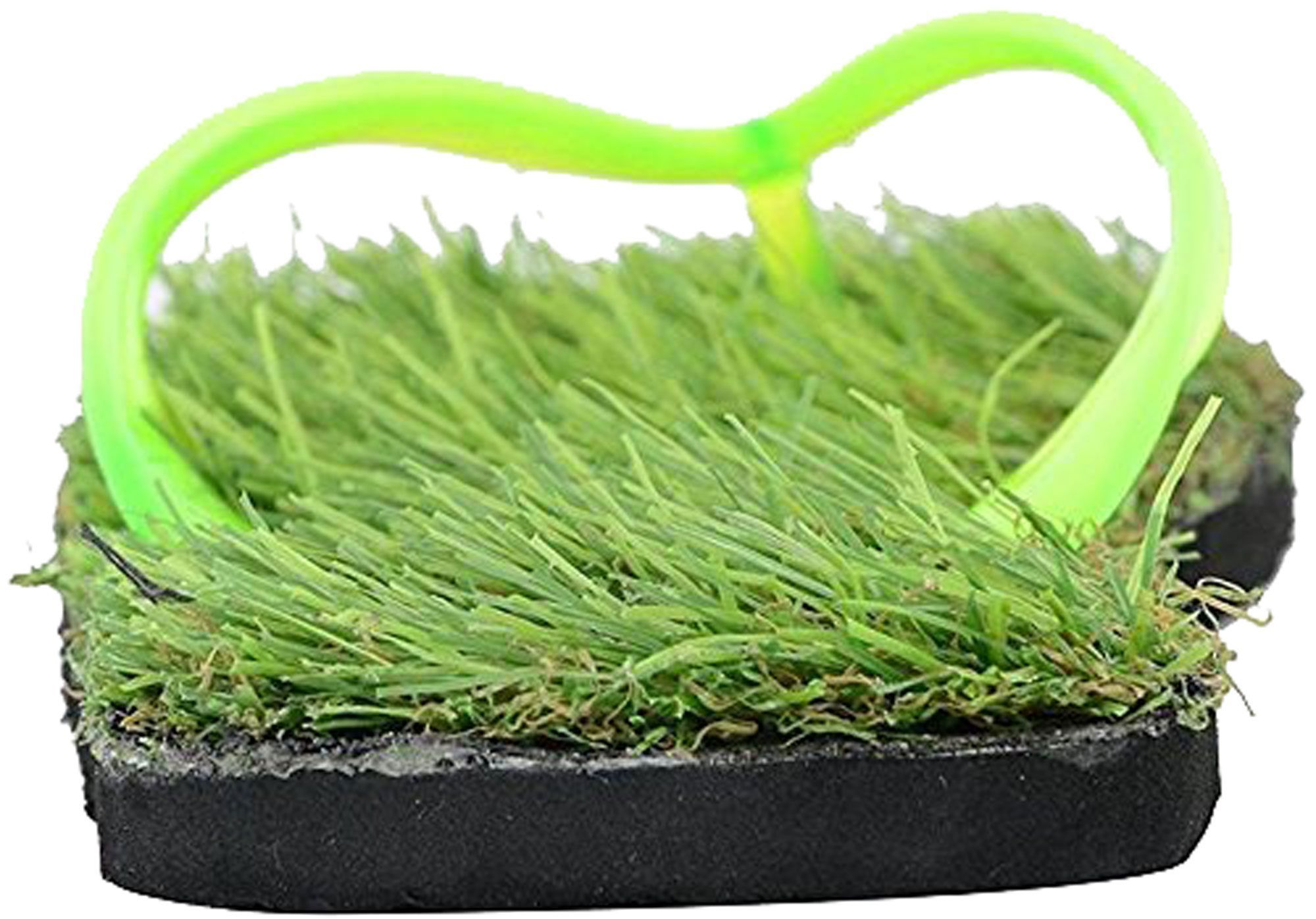 64e71fae8469 ILU ILU Grass Slipper Slipper for Men Green Daily Slippers Price in ...