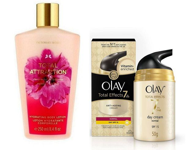 a34990d2459a3 Victoria's Secret Total Attraction Body Lotion With Olay Total ...