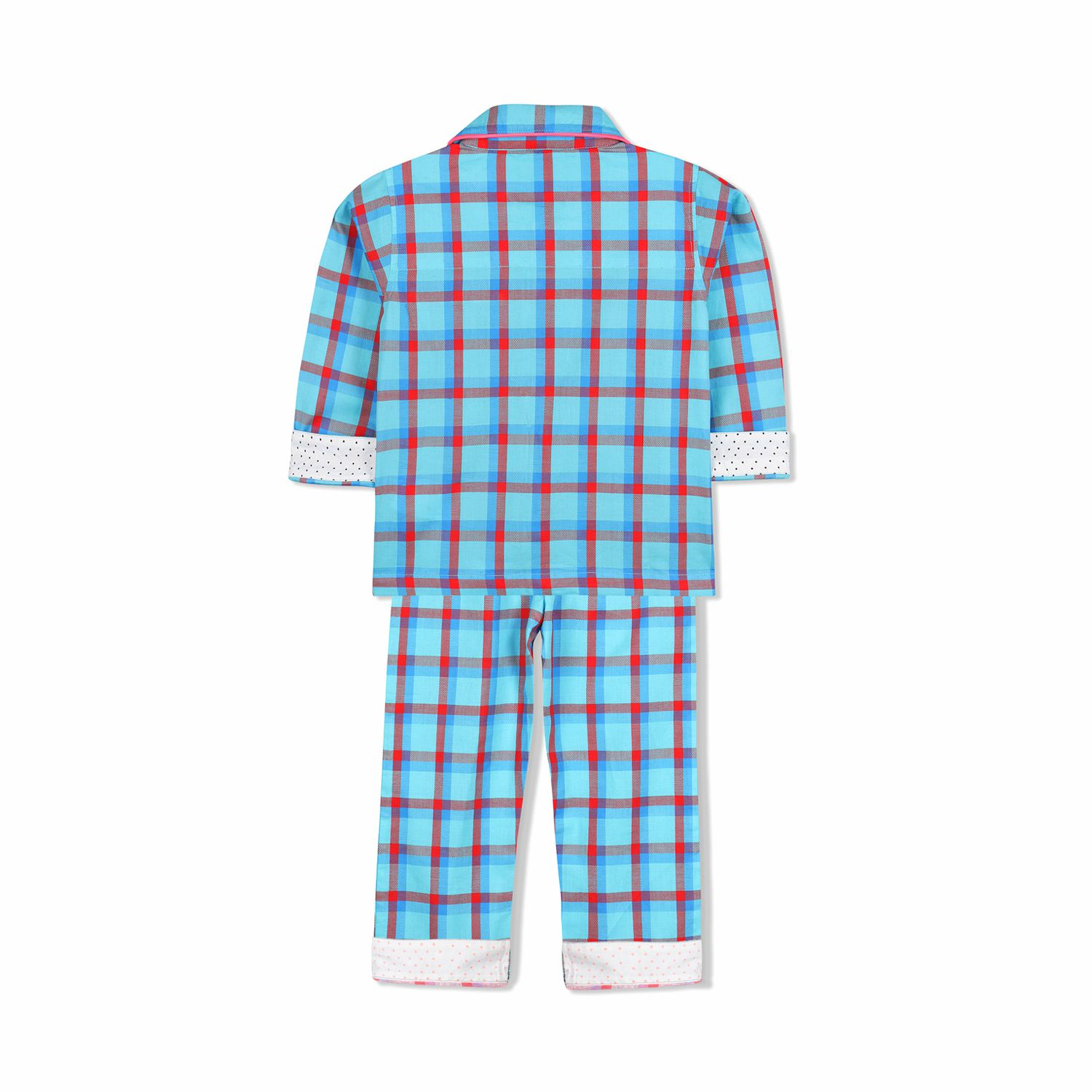 c0f1185a60d Cherry Crumble Casual Checkered Night Suit Cherry Crumble Casual Checkered Night  Suit ...