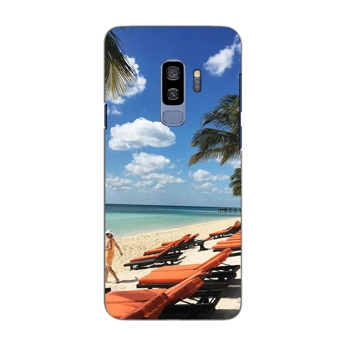 SAMSUNG GALAXY S9+ Printed Cover By PrintVisa