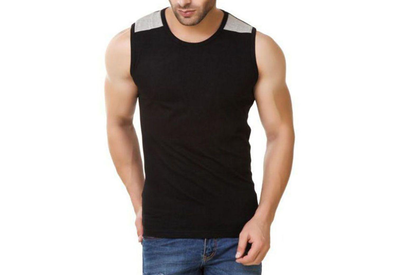 Zesteez Men Sleeveless Sando Gym Sports Activewear Premium Fabric Best Quality