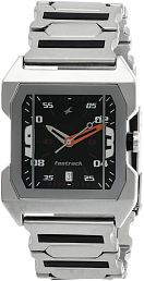 Fastrack Analog Black Dial Men's Watch-1474SM02