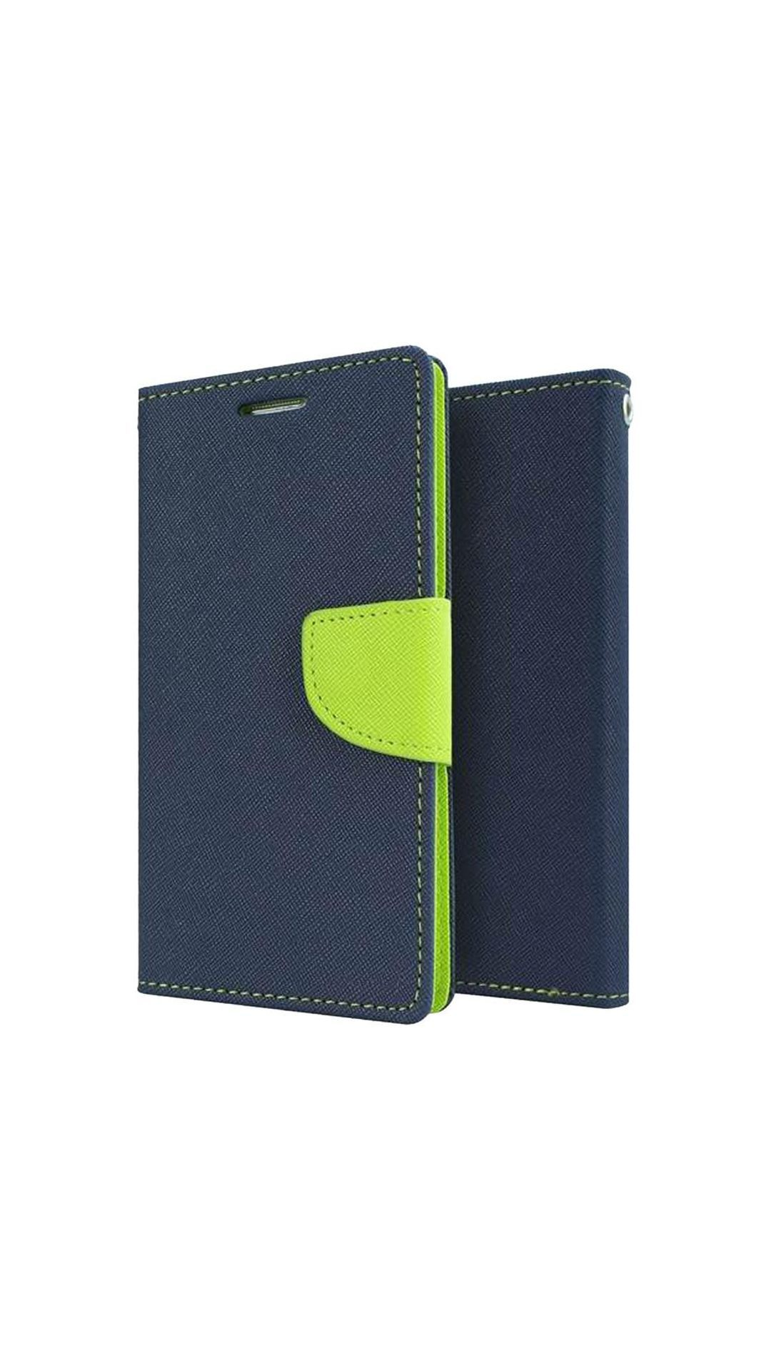 HTC Desire 820 Flip Cover by Close2deal - Green