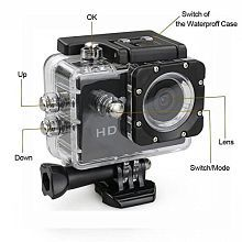 Maxim 12.1 MP Action Camera