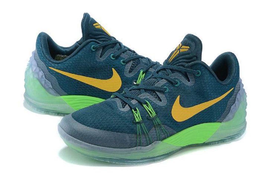 8e44db45bddb00 ... official nike zoom kobe venomenon 5 ep limit green basketball shoes  6ba8b 1bcc6