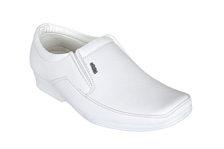Pollo Slip On White Casual Shoes