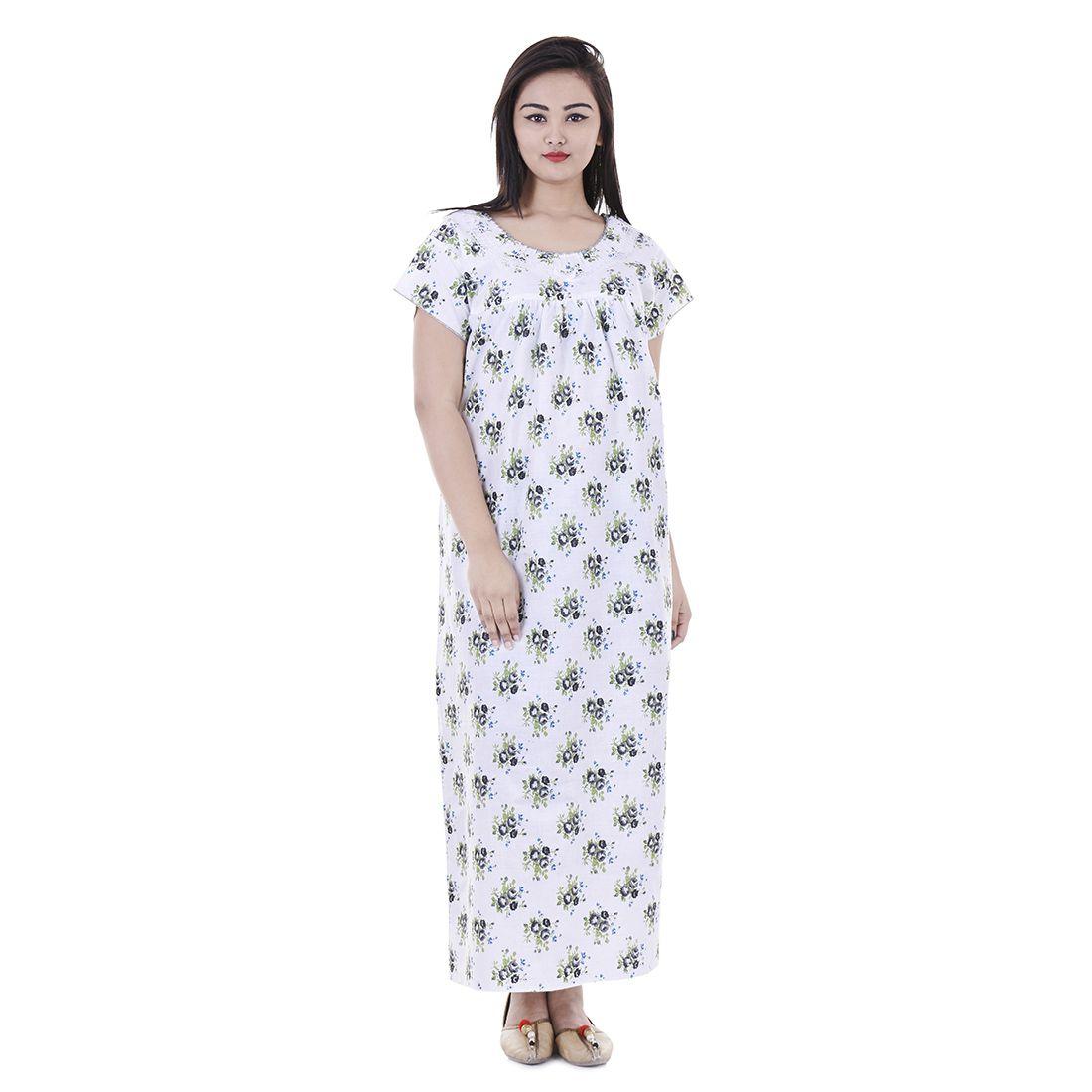 Indian Hot Style Nightwear Gown, Bikini Cover