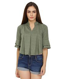 67c52a5eb3767 Crop Tops  Buy Crop Tops Online at Best Prices in India - Snapdeal