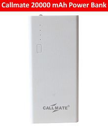 Callmate CM6 20000 mAh Li-Ion Power Bank