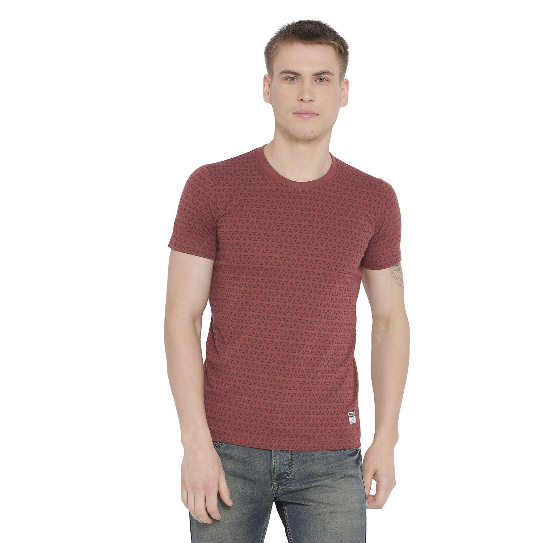 Duke Red Round T-Shirt