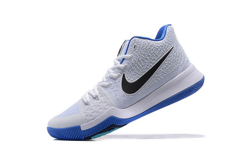 pretty nice 5fc34 c22ac Nike Kyrie 3 White Basketball Shoes - Buy Nike Kyrie 3 White Basketball  Shoes Online at Best Prices in India on Snapdeal
