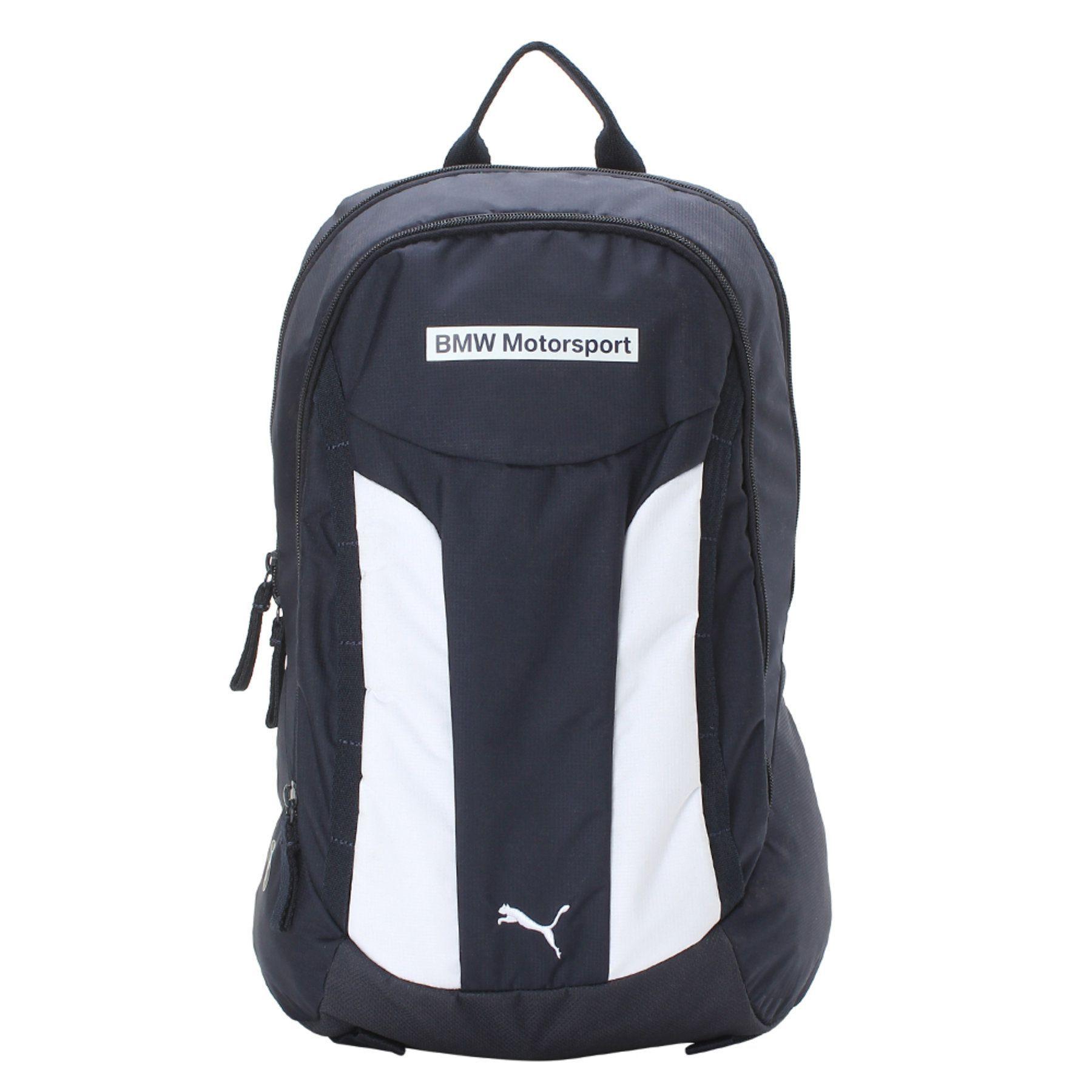 a48db7078726 Puma Navy Motorsport Backpack - Buy Puma Navy Motorsport Backpack Online at  Low Price - Snapdeal