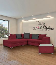 l shape sofa buy l shaped sofas online at best prices in india on rh snapdeal com