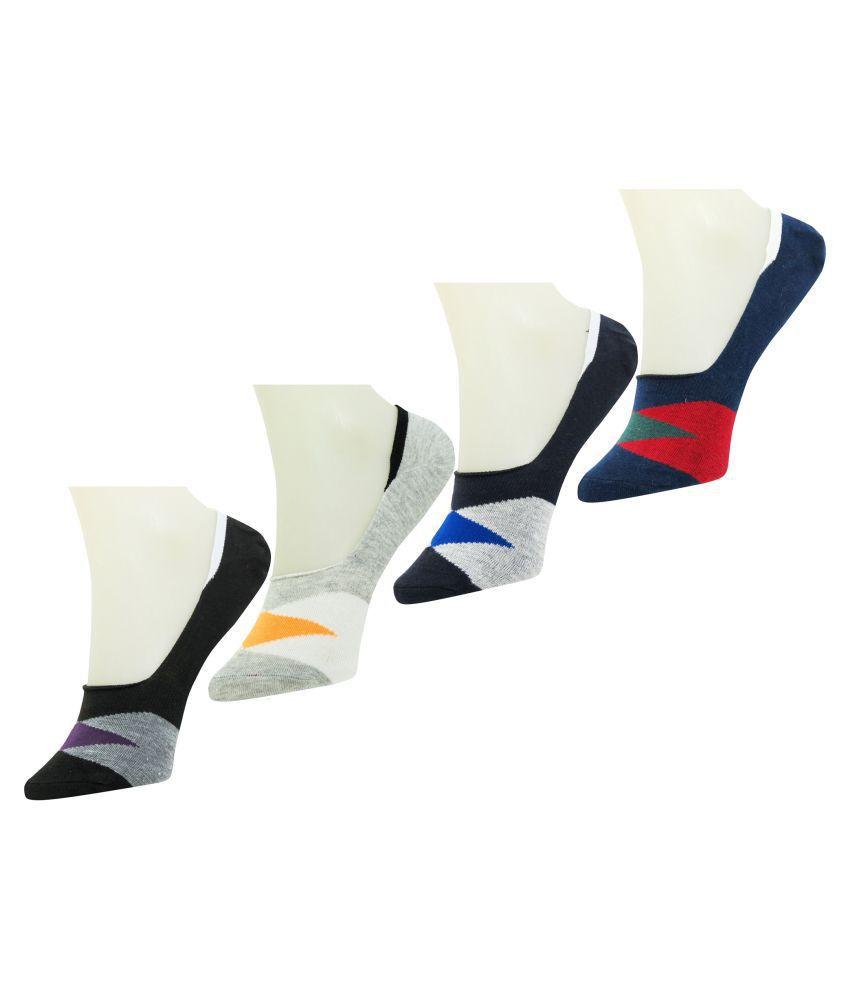 Neska Moda Multicolor Premium Pair of 4 Socks