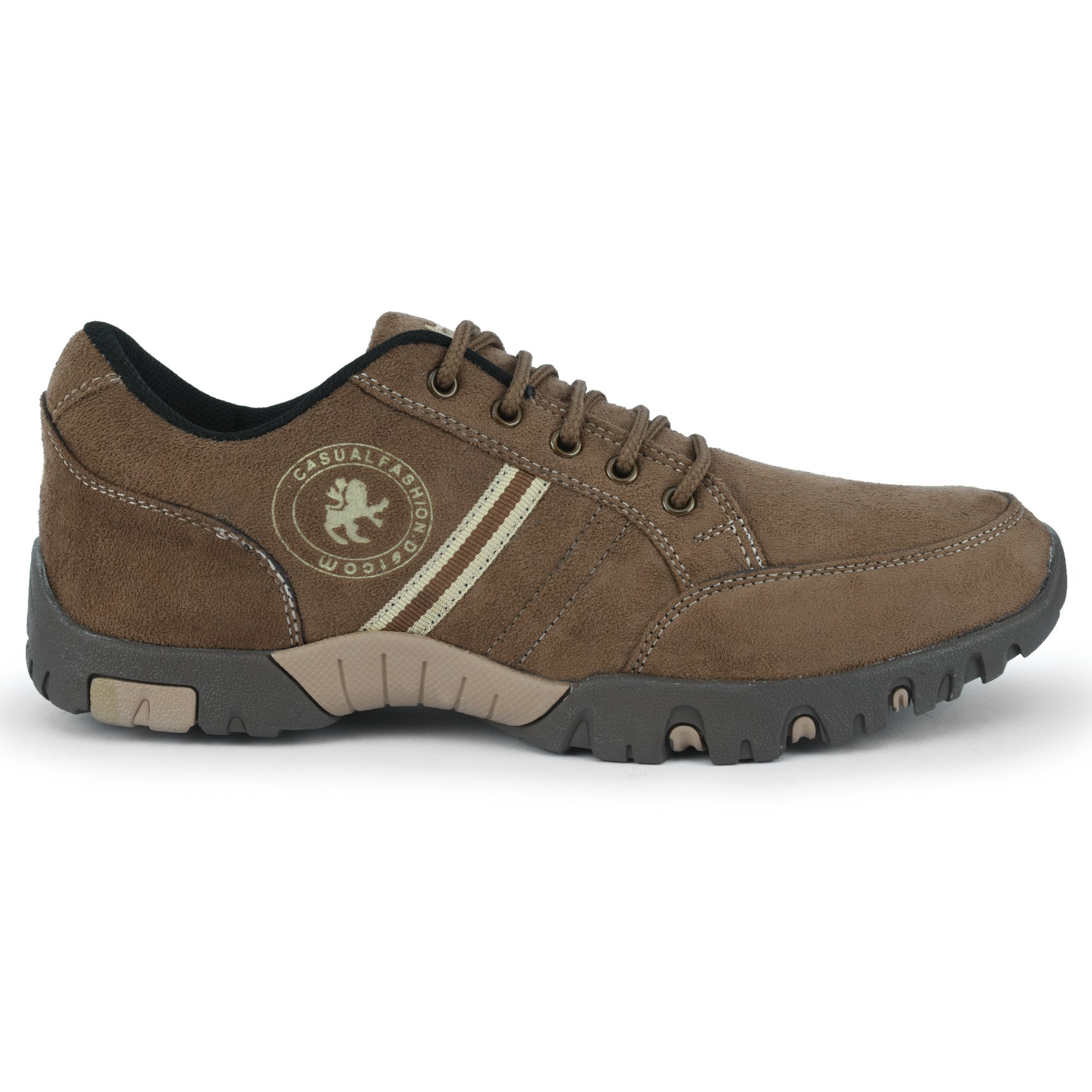 Action Outdoor Beige Casual Shoes - Buy
