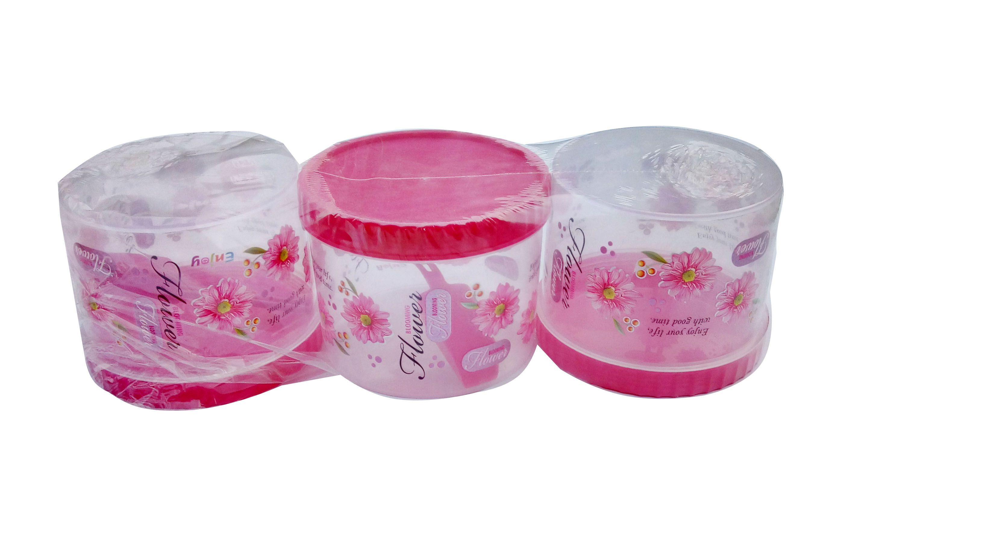 Being Creative Polyproplene Spice Container Set of 3