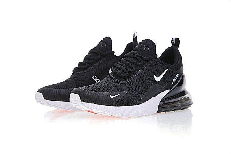 super popular bbee2 789a0 ... Nike Air Max 270 Black Running Shoes ...