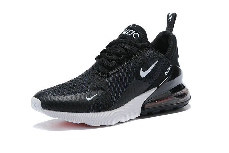 super popular c03f8 b85f6 ... Nike Air Max 270 Black Running Shoes ...