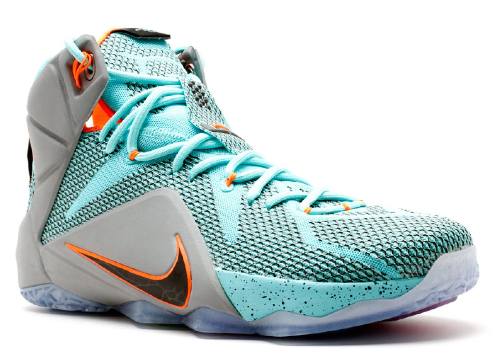 low priced 3524a 65244 inexpensive lebron 12 orange and green decor 63fa1 6fe03