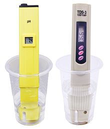 Roservice Water Quality Tds Tester/ Meter With Temp. Thermometer