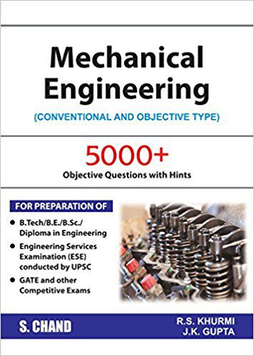 Mechanical Engineering: Objective Types
