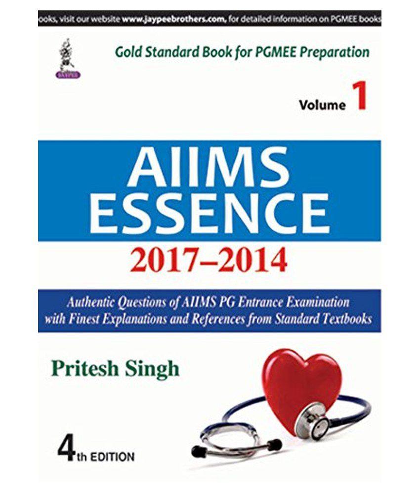 AIIMS Essence (2017-2014) - Vol  1