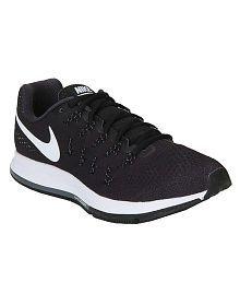 Quick View. Nike Zoom Pegasus 33 Black Running Shoes