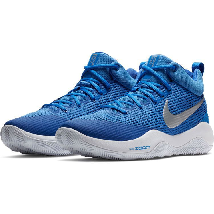 quality design dd028 b9798 Nike 2018 Zoom Rev TB Blue Basketball Shoes - Buy Nike 2018 Zoom Rev TB  Blue Basketball Shoes Online at Best Prices in India on Snapdeal