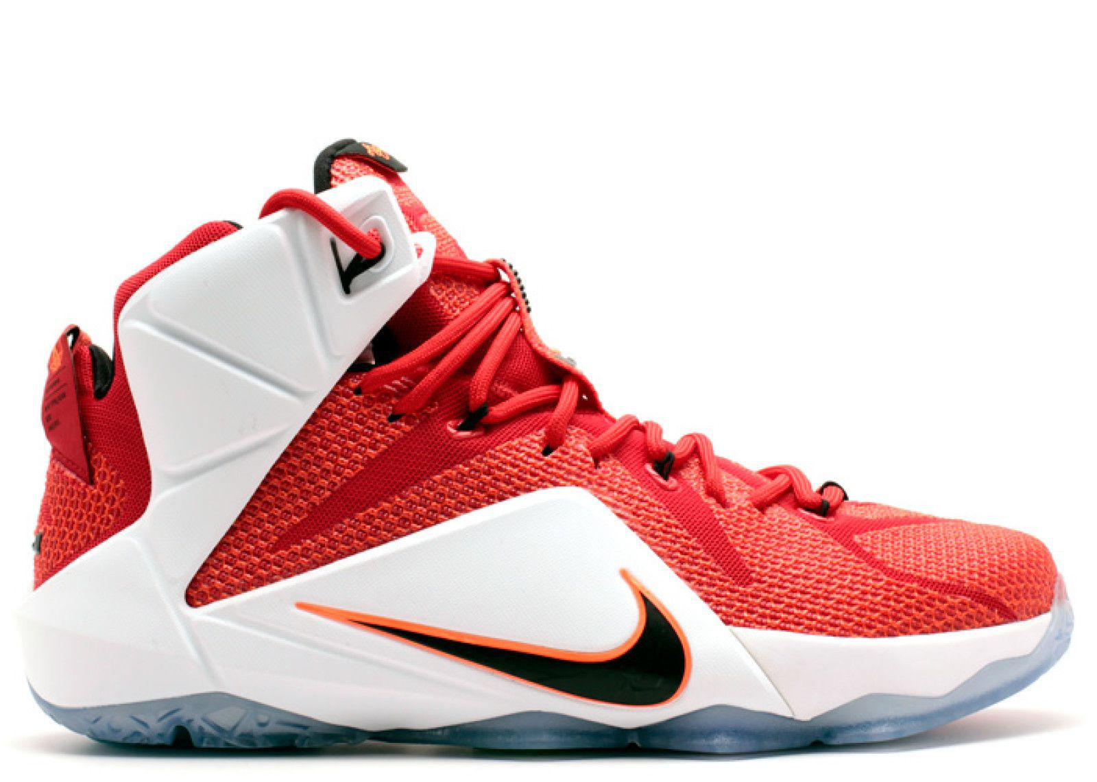 wholesale dealer 5c445 9e1a1 Nike Lebron X11 Heart Of A Lion Red Basketball Shoes