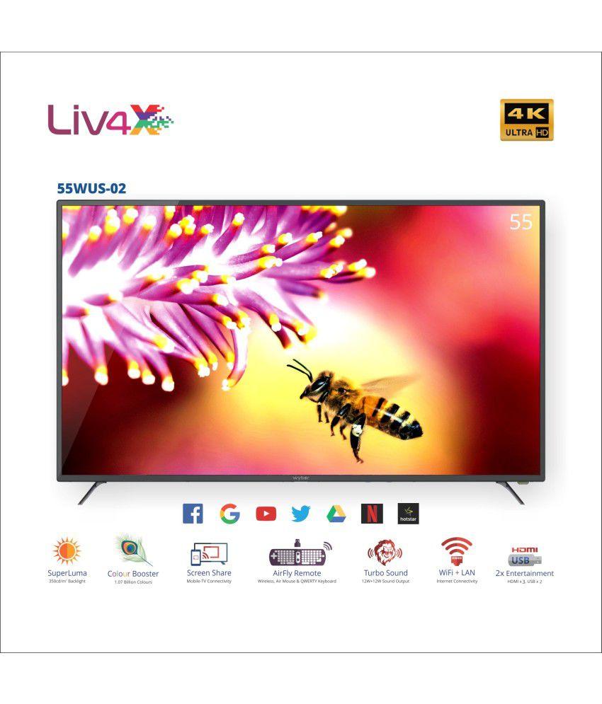 Wybor 55MS162K/ 55WUS-02 140 cm ( 55 ) Smart Full HD (FHD) LED Television