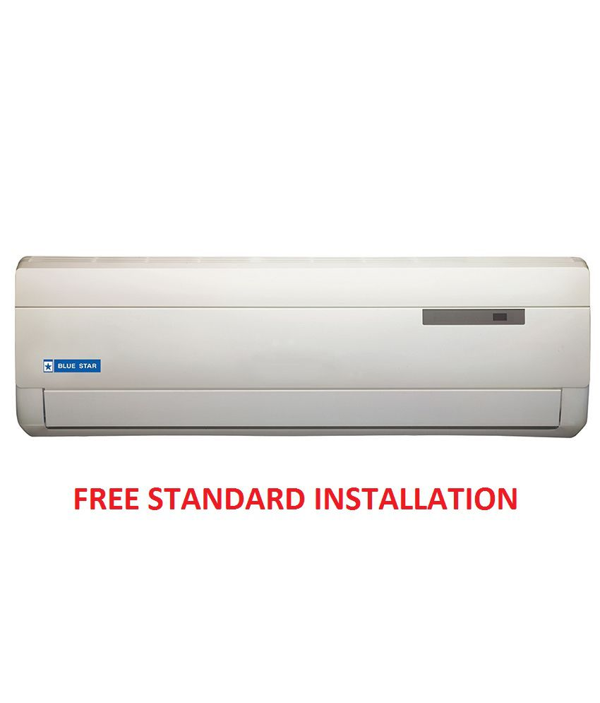 88aa3ee4d Blue Star 1.5 Ton 5 Star BO-5HW18SATX Split Air Conditioner (2016-17 BEE  Rating) Free Standard Installation Price in India - Buy Blue Star 1.5 Ton 5  Star ...