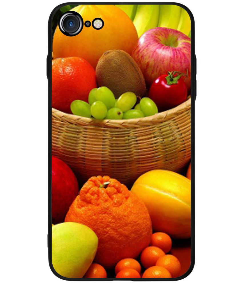 Apple iPhone 8 Printed Cover By Casotec