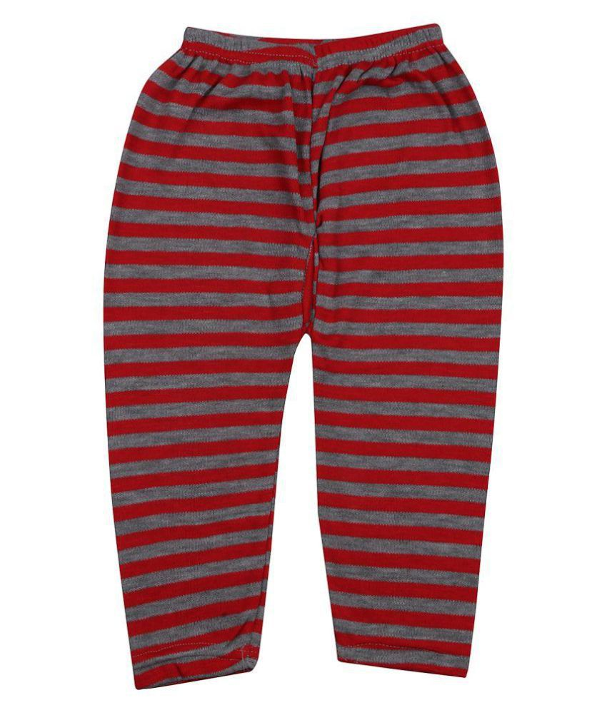 23d6323e399 Kidania Multicolor Track Pants Pyjamas Lowers Bottoms Combo Pack of 12