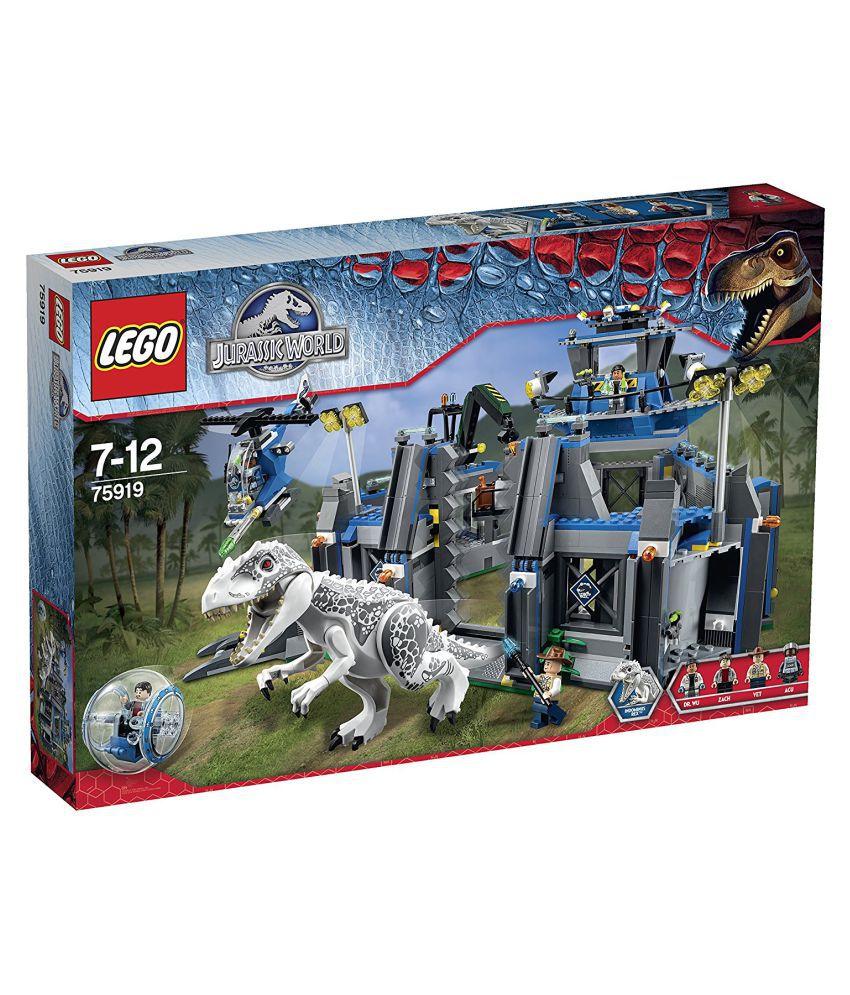 Lego LEGO Jurassic World India SDL 1 35ba5